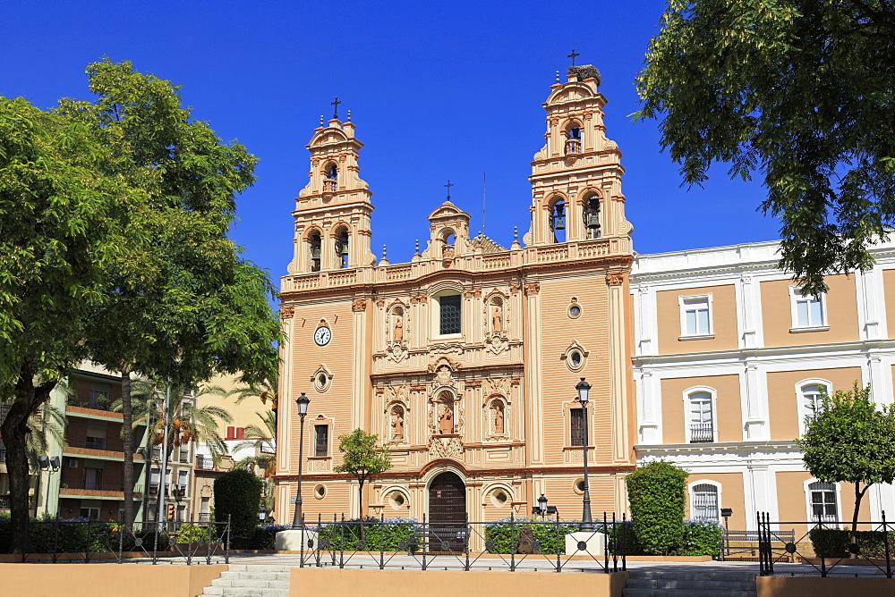 Cathedral of La Merced, Huelva City, Andalusia,Spain, Europe - 776-5174