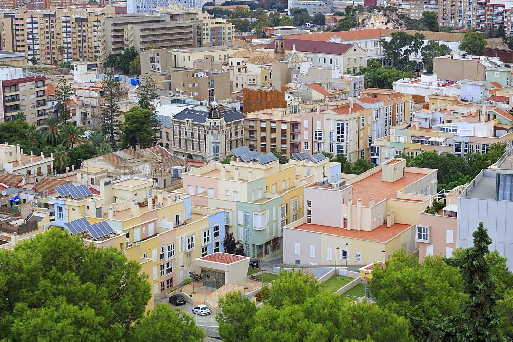 Cartagena City, Murcia, Spain, Europe - 776-5181