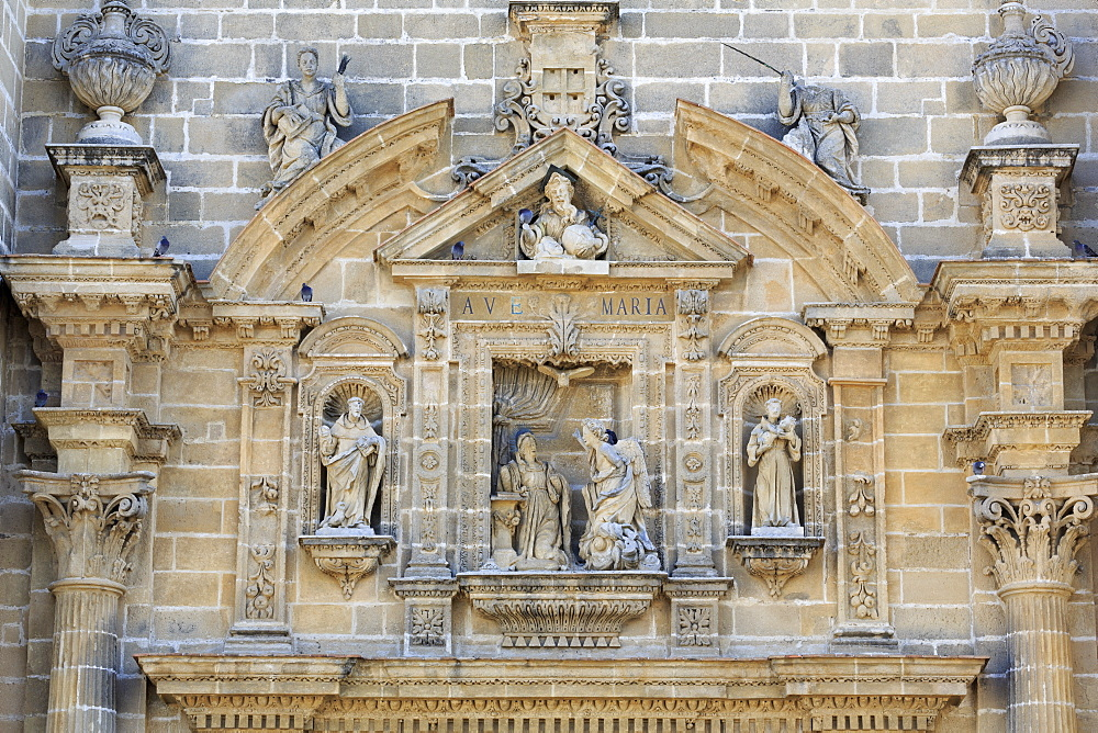 Cathedral, Jerez de la Frontera, Andalusia, Spain, Europe