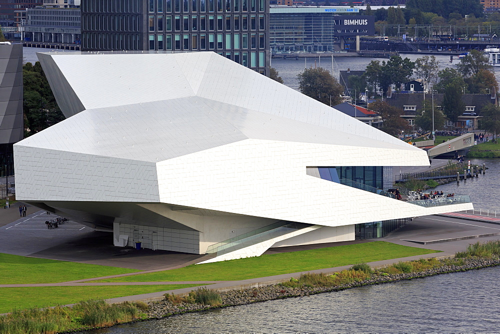 EYE Film Museum, North District, Amsterdam, North Holland, Netherlands, Europe