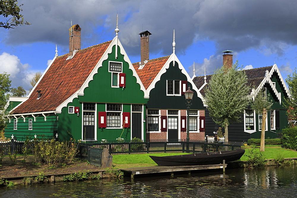 Zaanse Schans Historical Village, Zaandam, North Holland, Netherlands, Europe - 776-5311