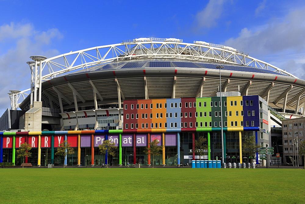 Johan Cruyff Arena, Amsterdam, North Holland, Netherlands, Europe