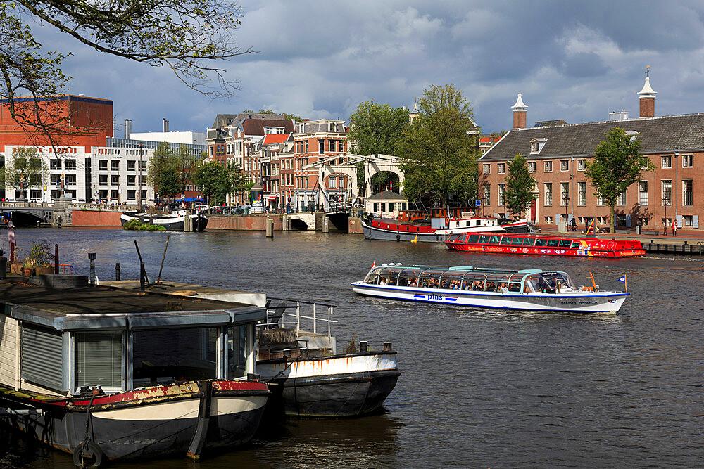 Hermitage Museum, Amsterdam, North Holland, Netherlands, Europe - 776-5323