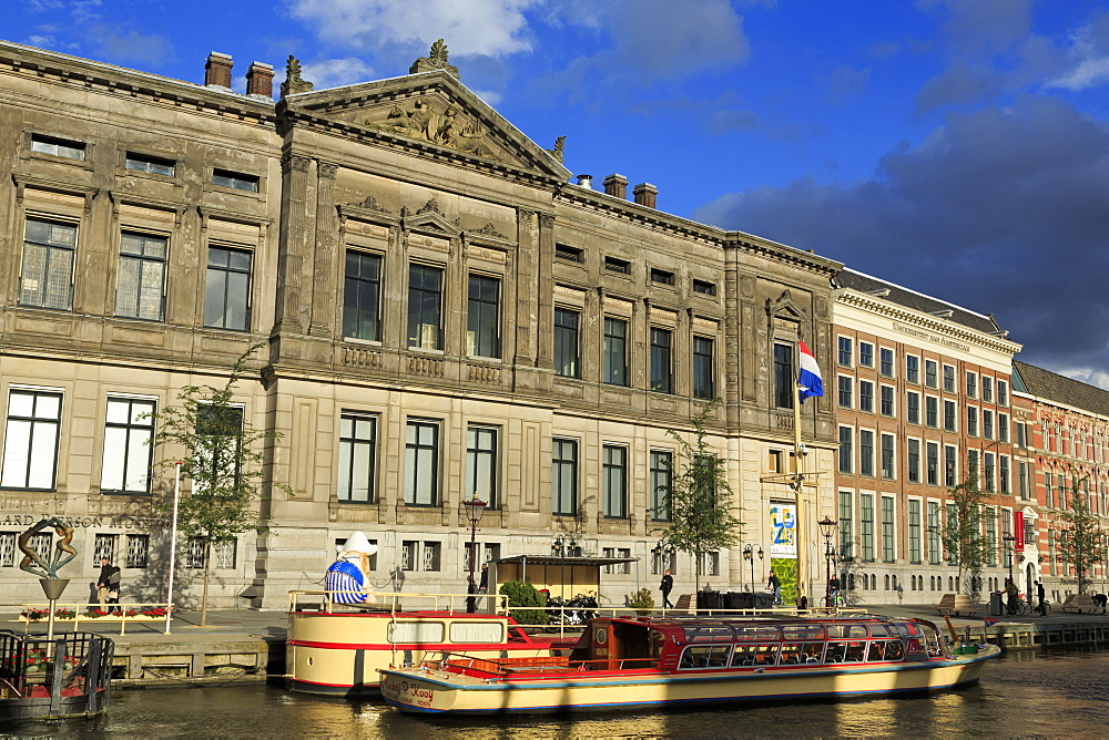 Archaeological Museum, Oude Turfmarkt, Amsterdam, North Holland, Netherlands, Europe *** Local Caption *** Archaeological Museum, Oude Turfmarkt, Amsterdam, North Holland, Netherlands, Europe