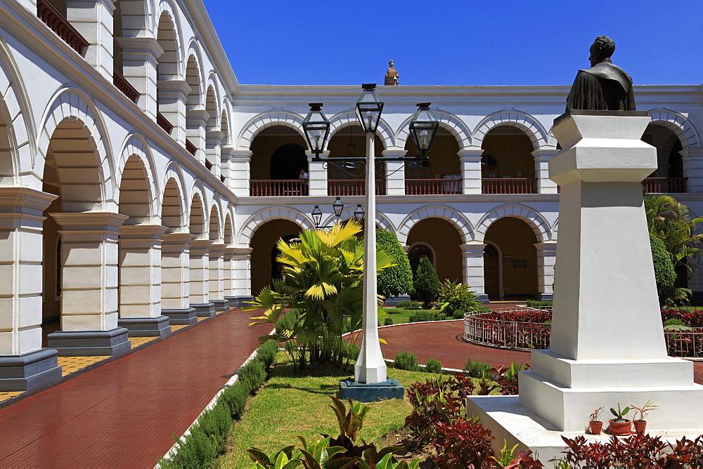 Palace of Justice, Trujillo, Peru, South America - 776-5357