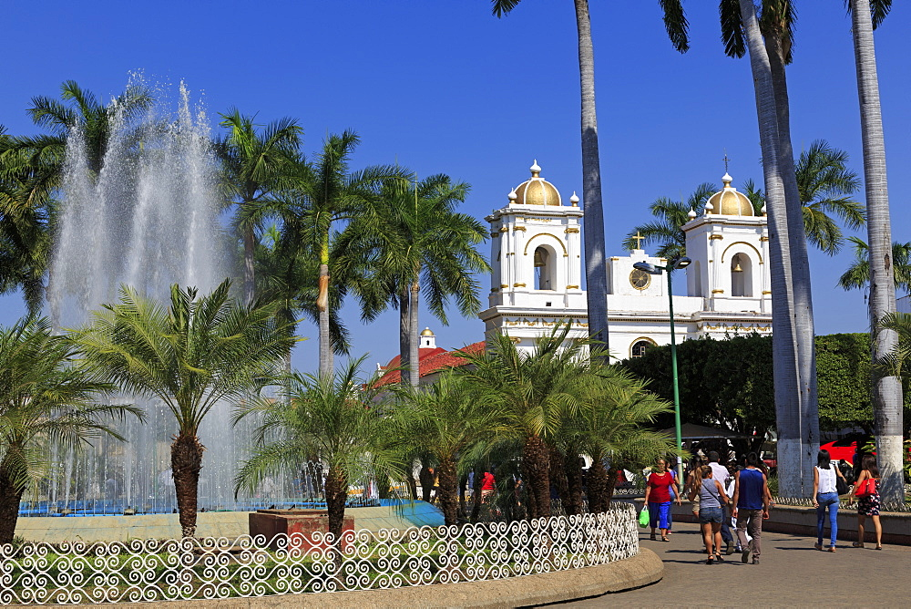 Tapachula City, State of Chiapas, Mexico, North America