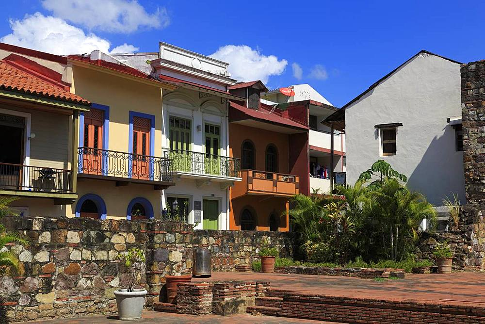 Old Town, Panama City, Panama, Central America