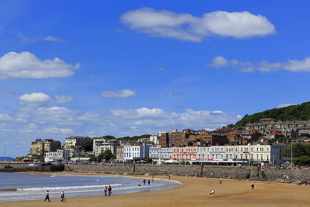 Weston Beach, Weston-super-Mare, Somerset County, England, United Kingdom - 776-5399