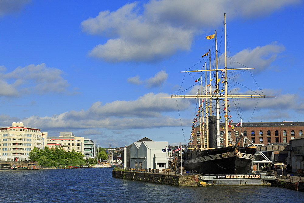 SS Great Britain Museum, Bristol City, Bristol County, England, United Kingdom