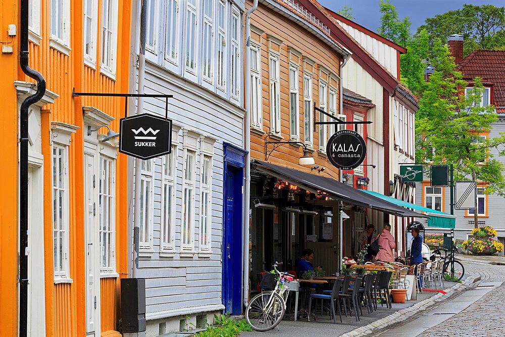 Mollenberg District, Trondheim City, Trondelag County, Norway - 776-5424