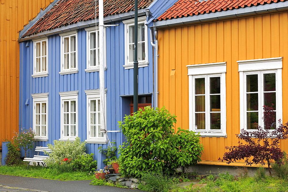 Mollenberg District, Trondheim City, Trondelag County, Norway - 776-5425