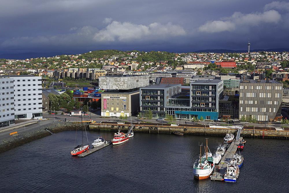 Brattora District, Trondheim City, Trondelag County, Norway - 776-5426