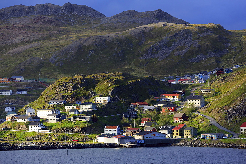 Honningsvag Town,Mageroya Island, Finnmark County, Norway - 776-5431