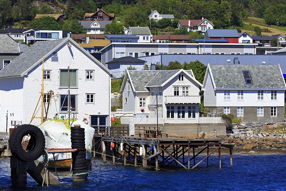 Valderoya Island, Alesund City, More og Romsdal County, Norway - 776-5440
