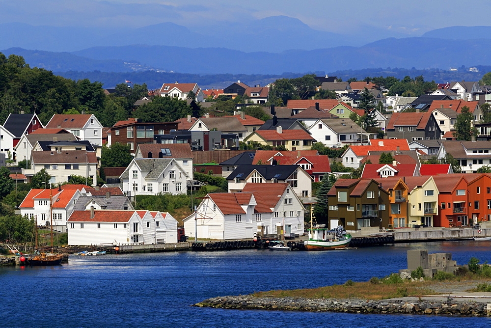 Solyst Island, Stavanger, Rogaland County, Norway, Scandinavia, Europe - 776-5476