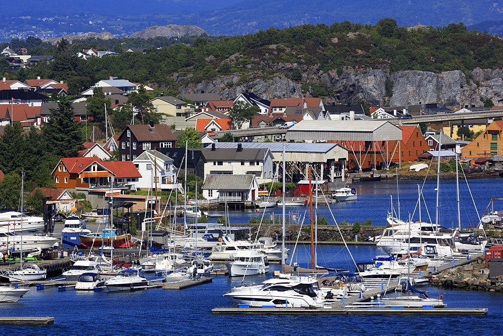 Solyst Island, Stavanger City, Rogaland County, Norway, Scandinavia, Europe