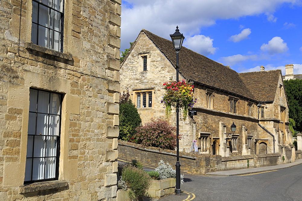 Wellington Hall, Bradford on Avon, Wiltshire, England, United Kingdom, Europe - 776-5526