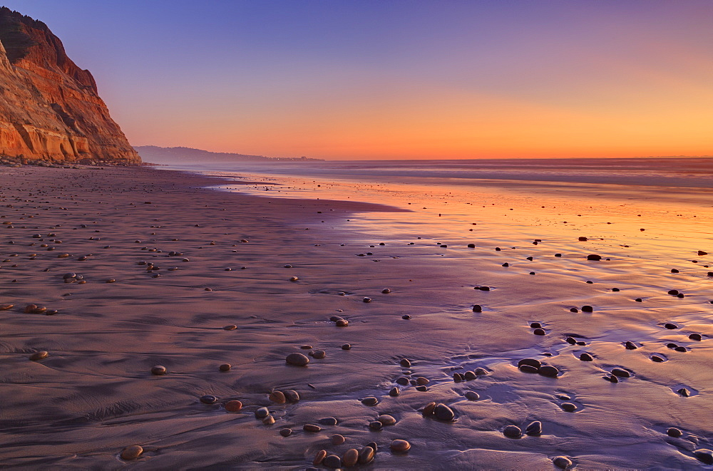 Torrey Pines State Beach, Del Mar, San Diego County, California, USA