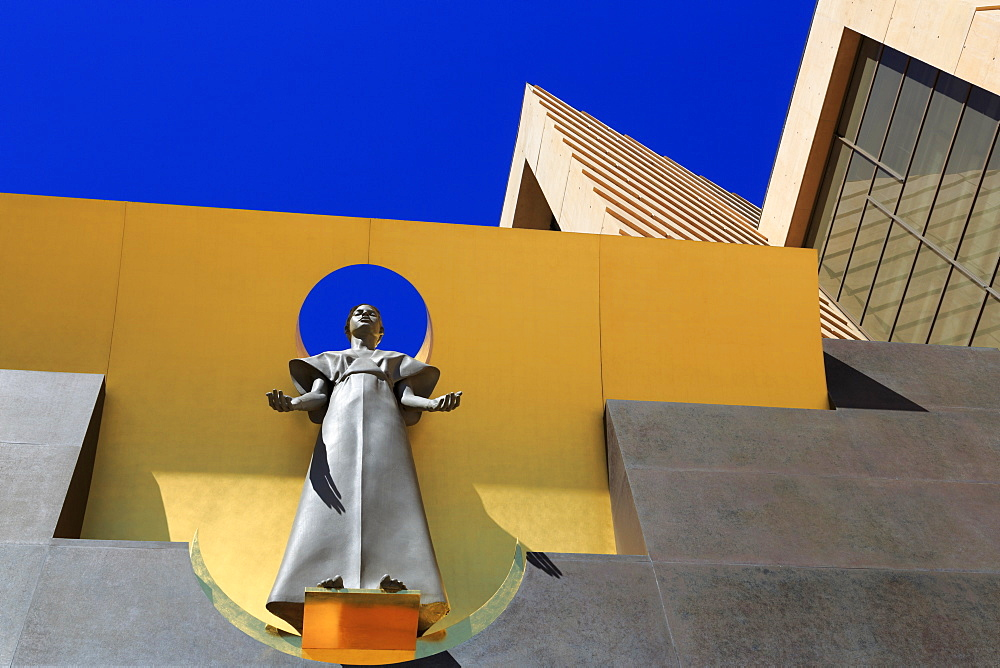 Cathedral of Our Lady of the Angels, Los Angeles, California, USA - 776-5685