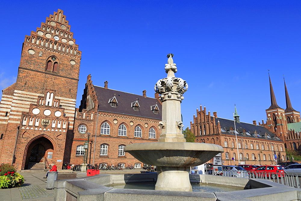 University, Roskilde, Zealand, Denmark, Europe - 776-5734