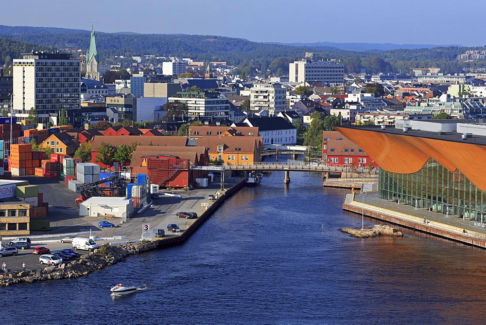 Kristiansand, Agder County, Norway, Scandinavia, Europe