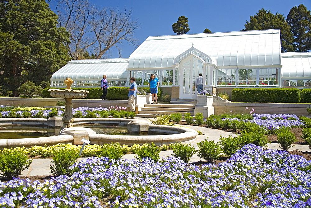 Garden Center Park, Tulsa, Oklahoma, United States of America, North America