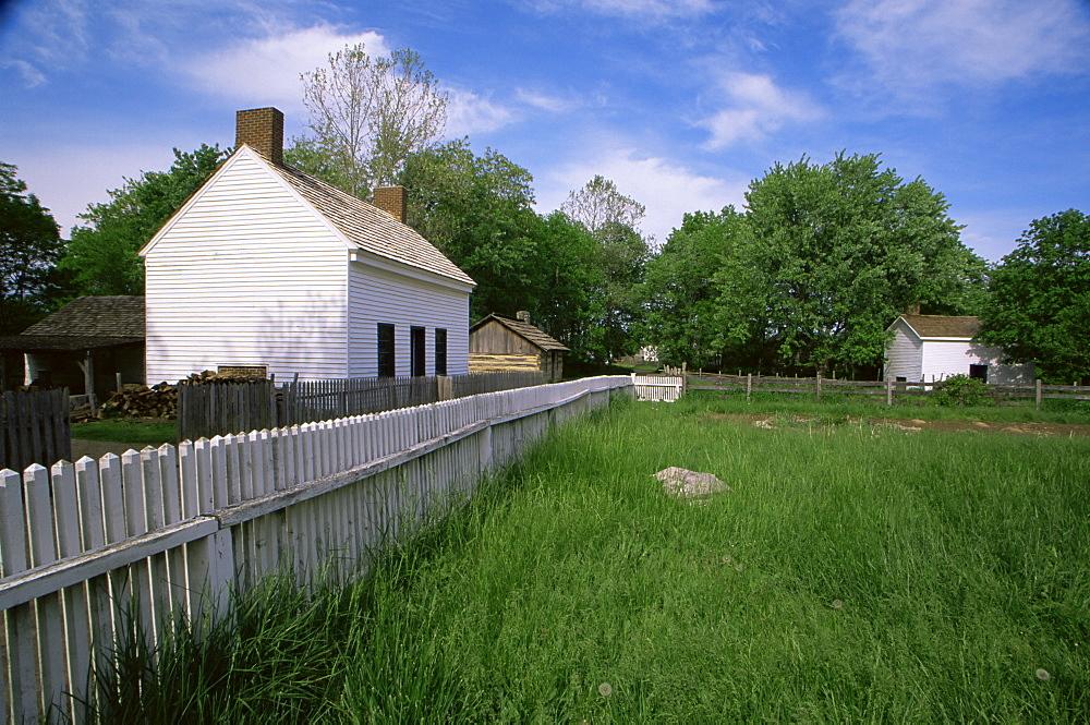 Conner Prairie Villae, Indianapolis, Indiana, United States of America, North America