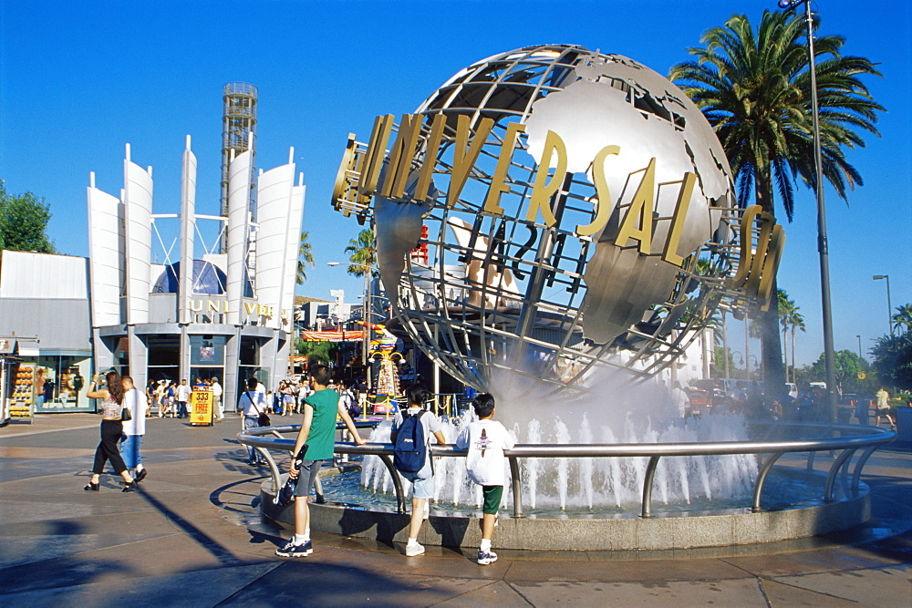 Universal Studios, Hollywood, Los Angeles, California, United States of America, North America