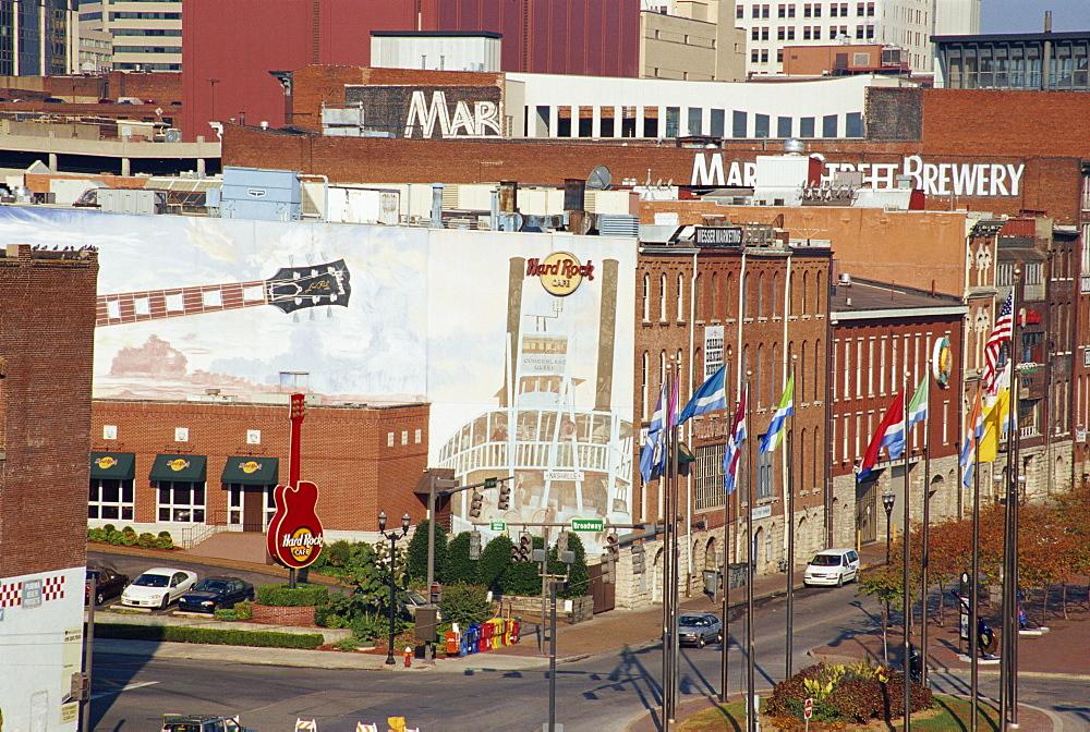 Riverfront, Nashville, Tennessee, United States of America, North America
