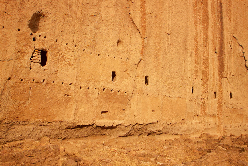 Long House, Bandelier National Monument, New Mexico, United States of America, North America