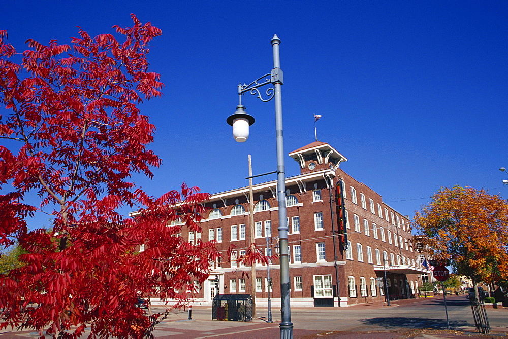Old Town, Wichita, Kansas, United States of America, North America