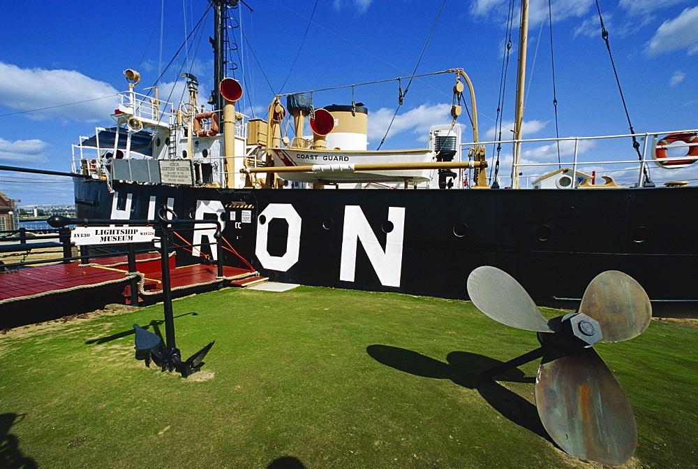 Huron Lightship Museum, Port Huron, Michigan, United States of America, North America