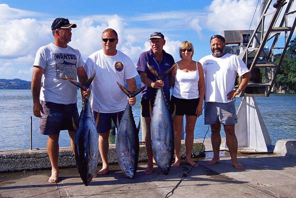 how to catch skipjack tuna nz