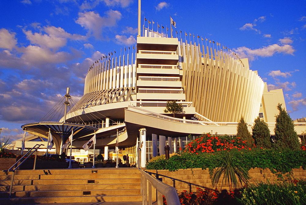Casino de Montreal, Parc Jean-Drapeau, Montreal, Quebec state, Canada, North America