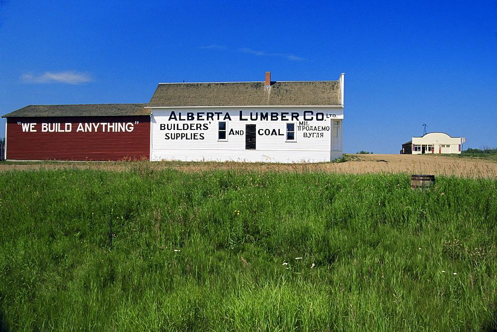 Ukrainian Cultural Heritage Village, Greater Edmonton area, Alberta, Canada, North America