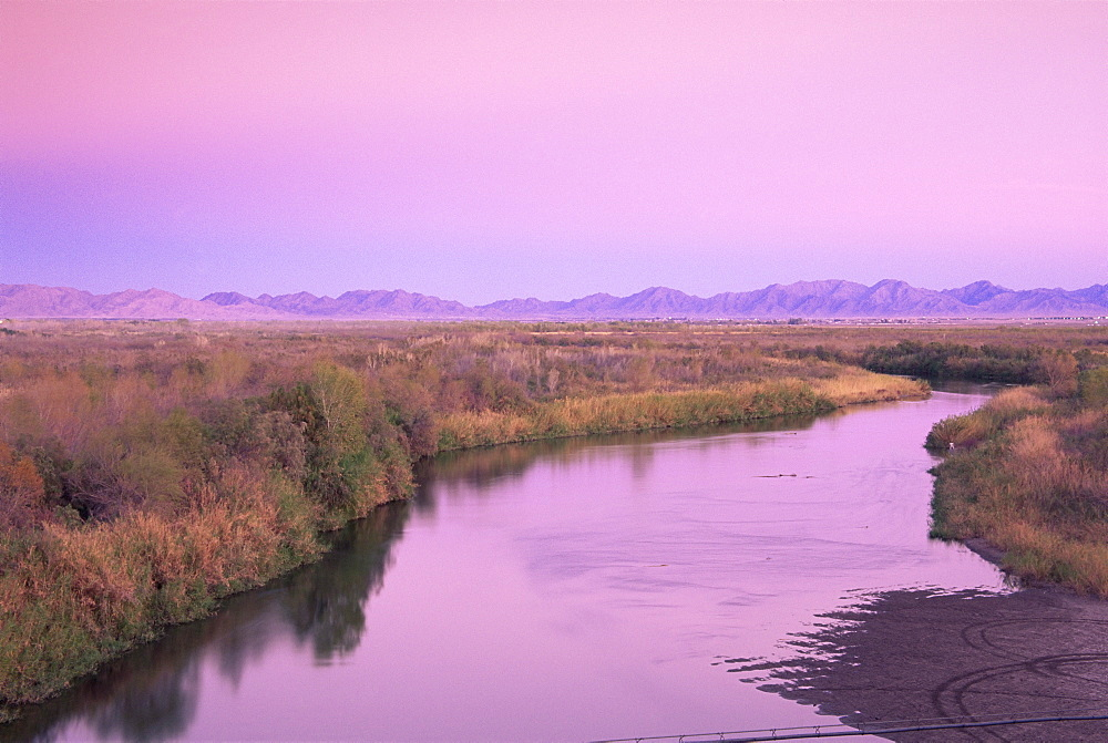 Colorado River, Yuma, southern Arizona, United States of America, North America