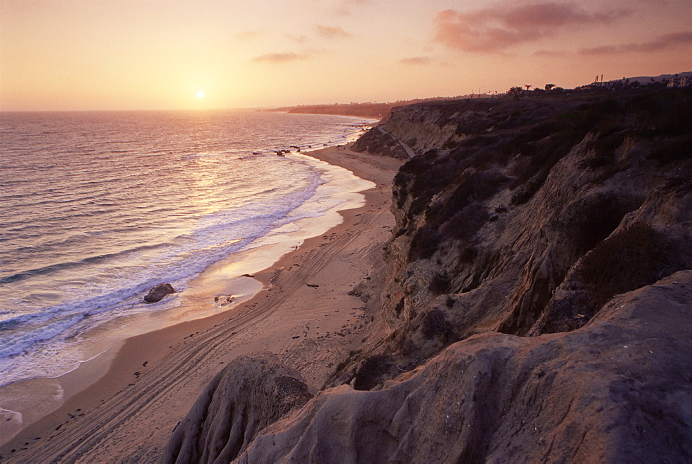 Crystal Cove State Park, Orange County, California, United States of America, North America