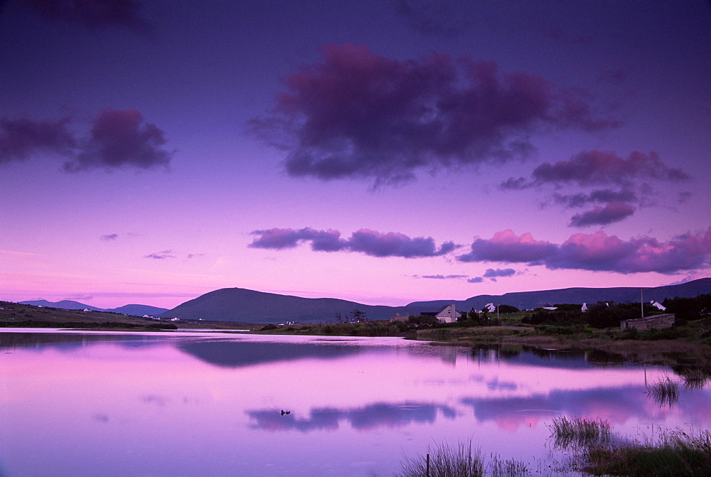 Cashel, Achill Island, County Mayo, Connacht, Republic of Ireland, Europe