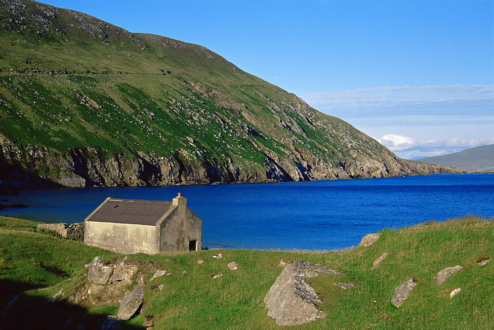 Keem Beach, Achill Island, County Mayo, Connacht, Republic of Ireland, Europe