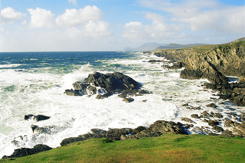 Atlantic Drive, Achill Island, County Mayo, Connacht, Republic of Ireland, Europe