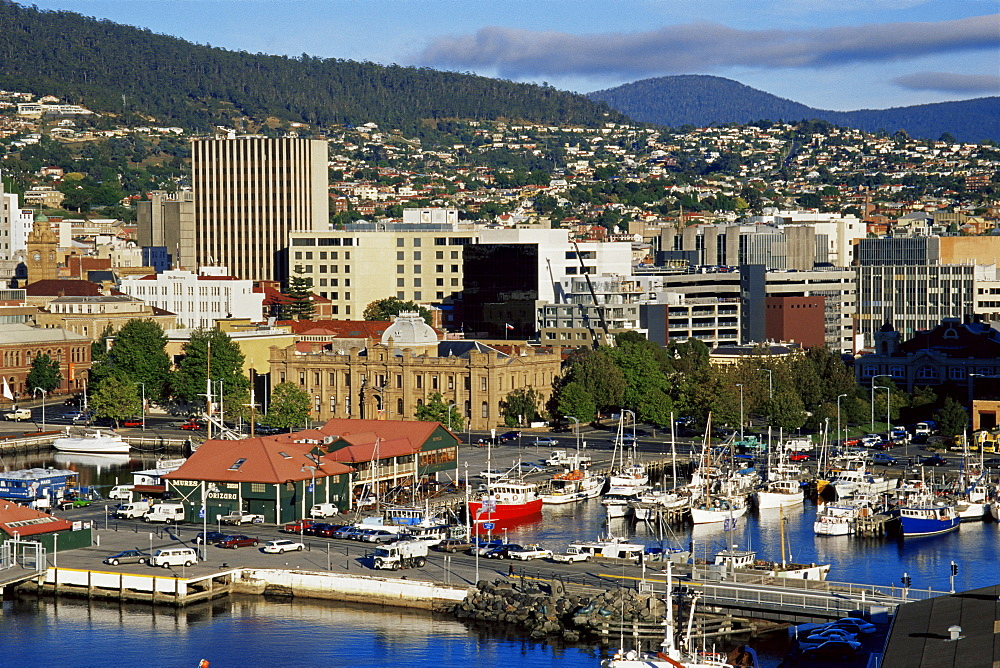 Hobart, Tasmania, Australia, Pacific