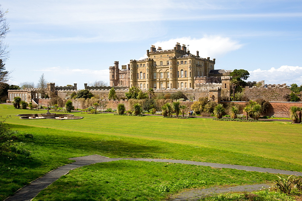 Culzean Castle, Ayrshire, Scotland, United Kingdom, Europe