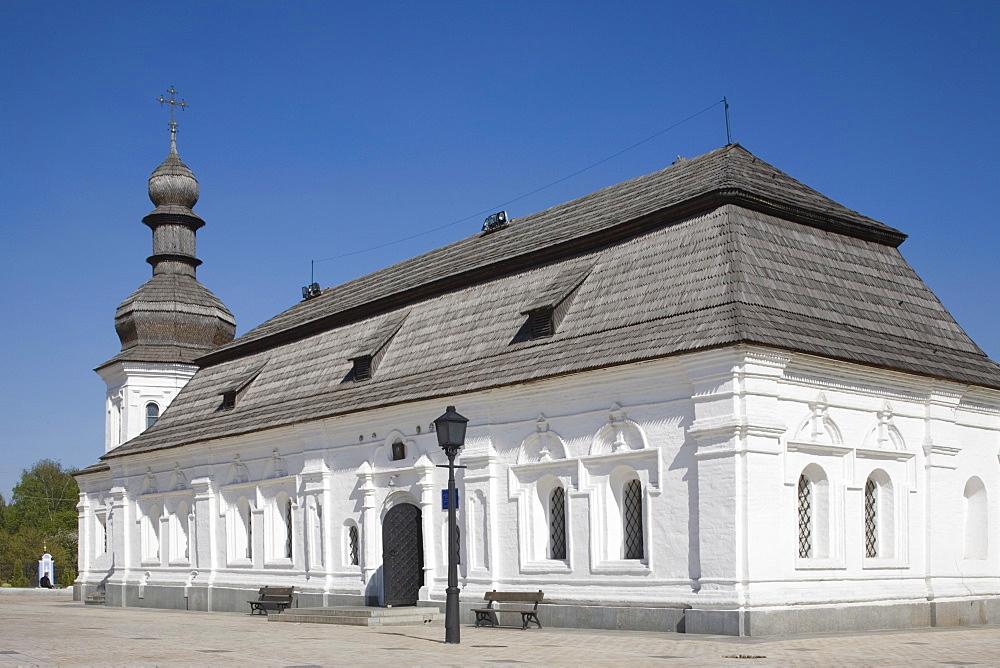 The Refectory Church, Mikhaylovsky Monastery, Kiev, Ukraine, Europe - 783-49