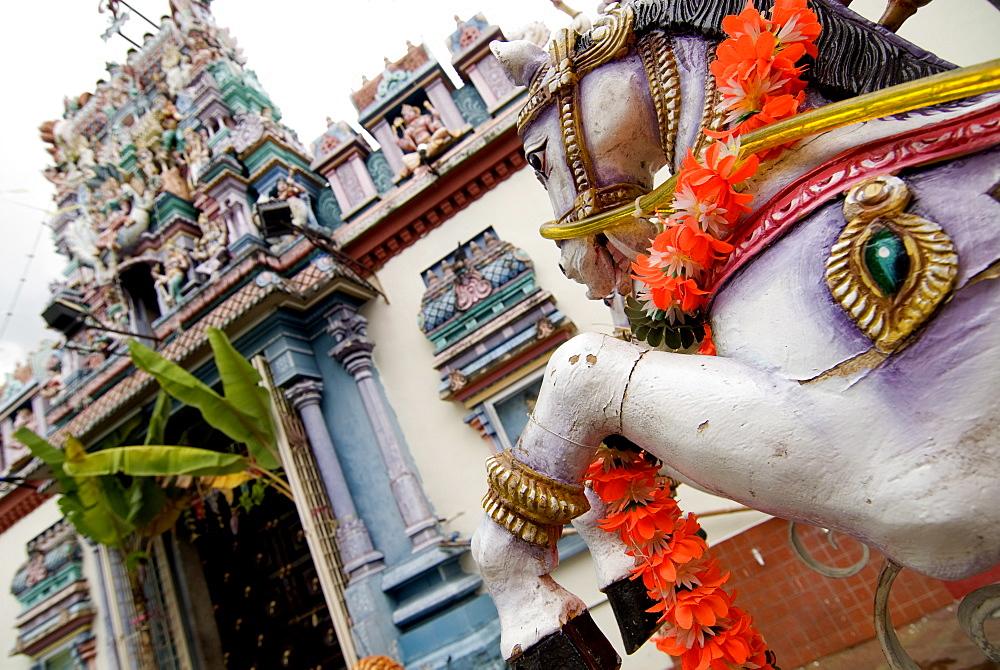 Hindu festival, Georgetown, Penang, Malaysia, Southeast Asia, Asia - 784-245