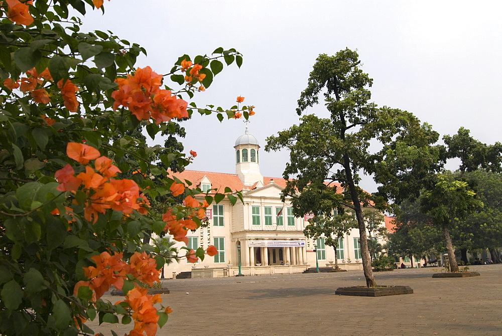 Jakarta historical museum, Batavia, Jakarta, Java, Indonesia, Southeast Asia, Asia