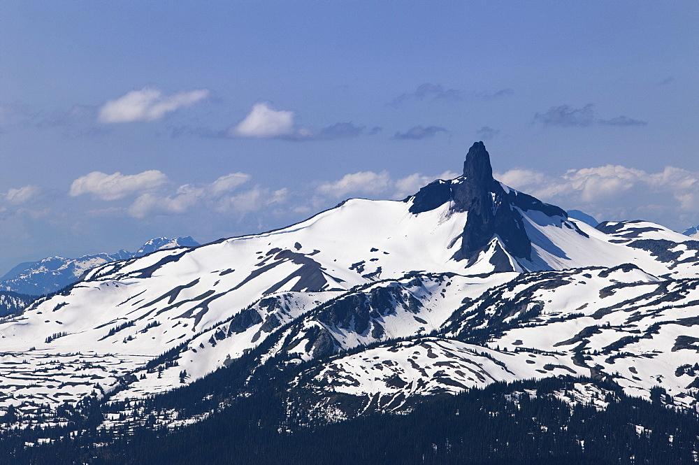 Black Tusk mountain, Whistler, British Columbia, Canada, North America
