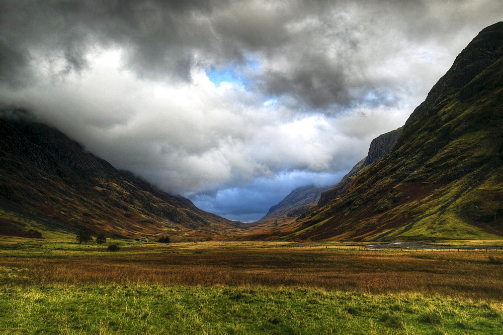 Glencoe, Highlands, Scotland, United Kingdom, Europe - 790-47