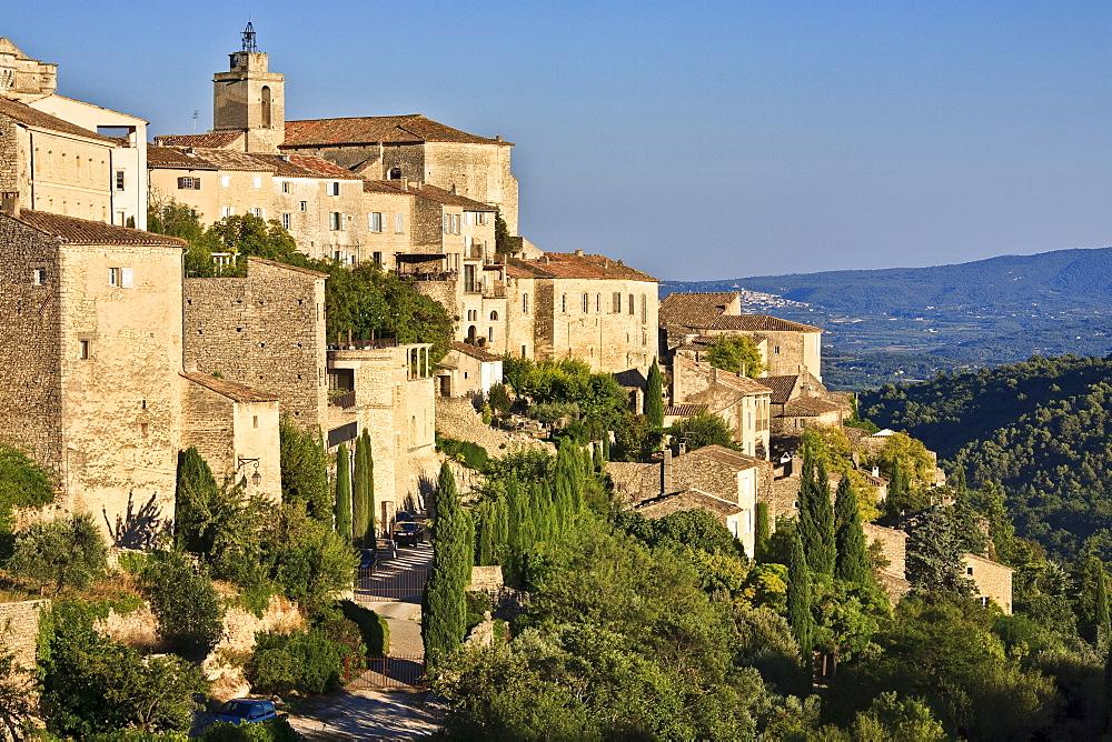 Gordes, Luberon, Provence, France, Europe - 790-50