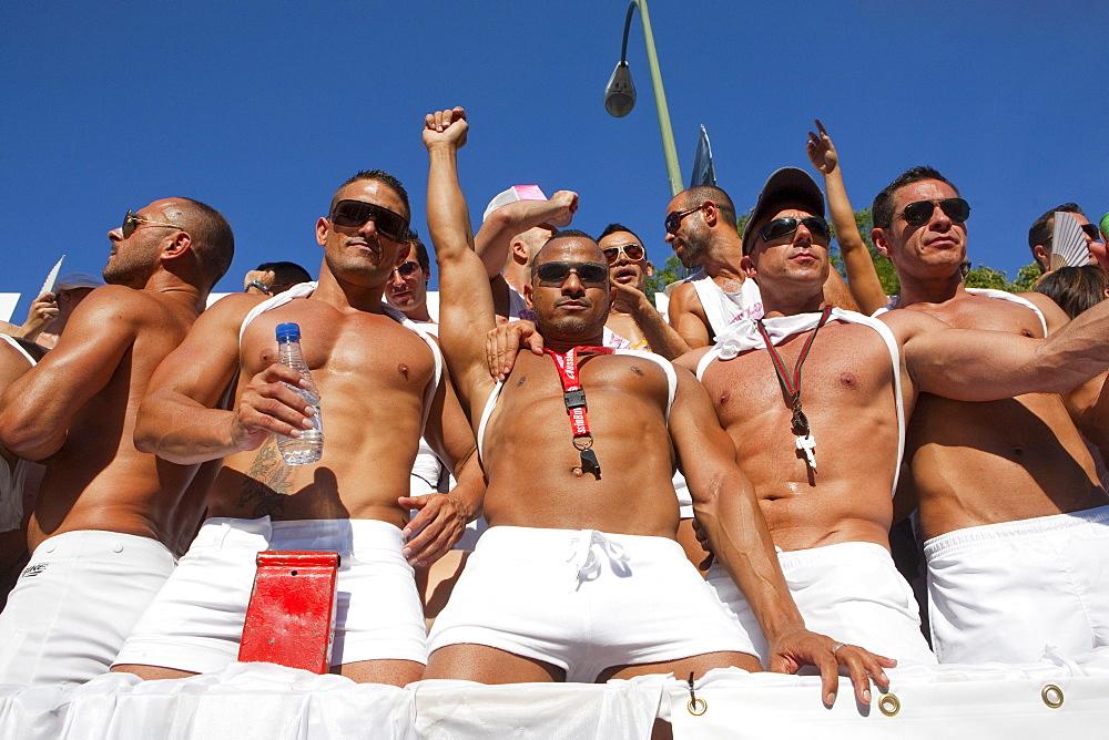 Gay Pride 2009, Madrid, Spain, Europe - 793-1020