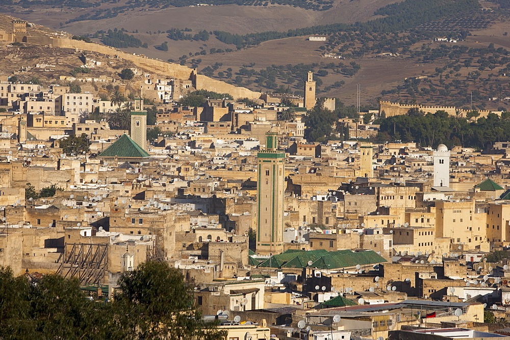 Fez, Morocco, North Africa, Africa - 793-1050